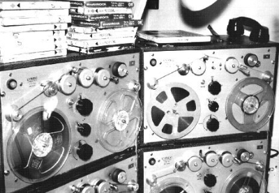 Old Reel To Reels