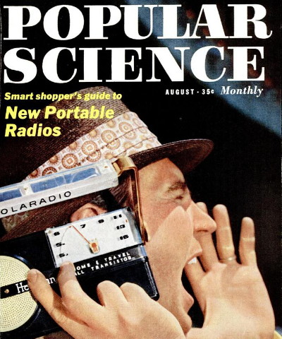 Popular Science Portable Radios