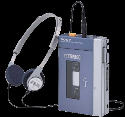 First Walkman