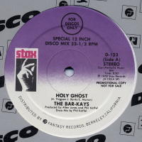"Post image for Bar-Kays ""Holy Ghost"""