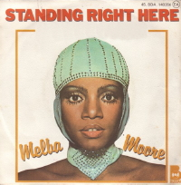 "Post image for Melba Moore ""Standing Right Here"""
